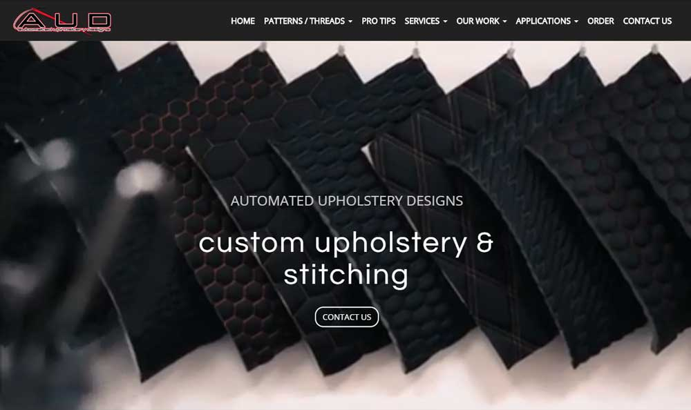Automated Upholstery